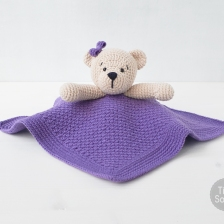 Teddy Bear Lovey Tillysome