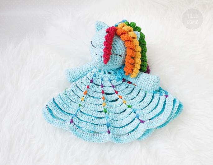 Rainbow the Pony Lovey