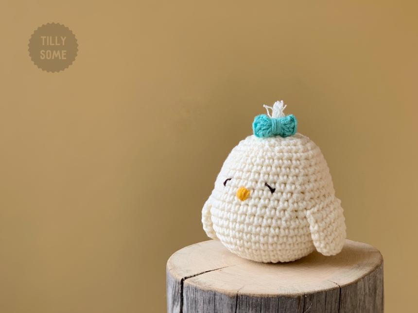 Amigurumi Chick by Tillysome 2