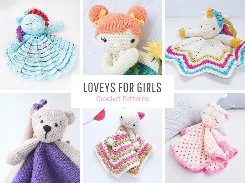 Loveys For Girls Crochet Patterns Tillysome